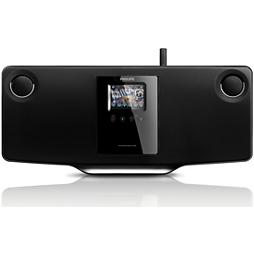 Streamium ระบบ Micro Hi-Fi ไร้สาย