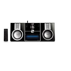 MCI300/12  Ασύρματο ηχοσύστημα Micro Hi-Fi