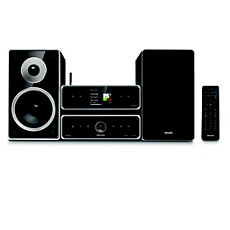 MCI500H/05  Wireless Micro Hi-Fi System