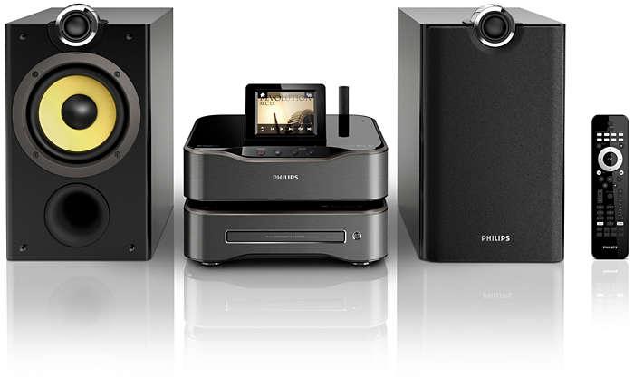 รับฟังเพลงคุณภาพเสียงระดับ Hi-Fi ได้ทุกห้อง