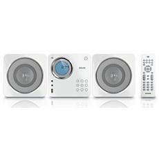MCM103/98  方塊型超迷你音效系統