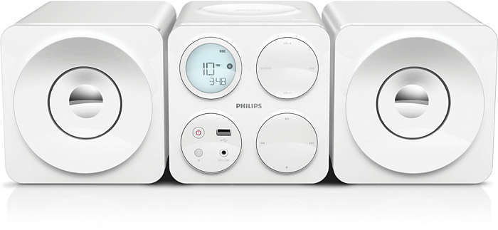 Cube Micro Sound System Mcm1055 98 Philips