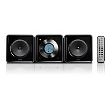 MCM108B/12  Micro Hi-Fi System