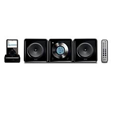 MCM108DB/37 -    Micro Hi-Fi System