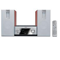 MCM119/05  Micro Hi-Fi System