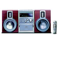 MCM11/22 -    Mikrowieża Hi-Fi