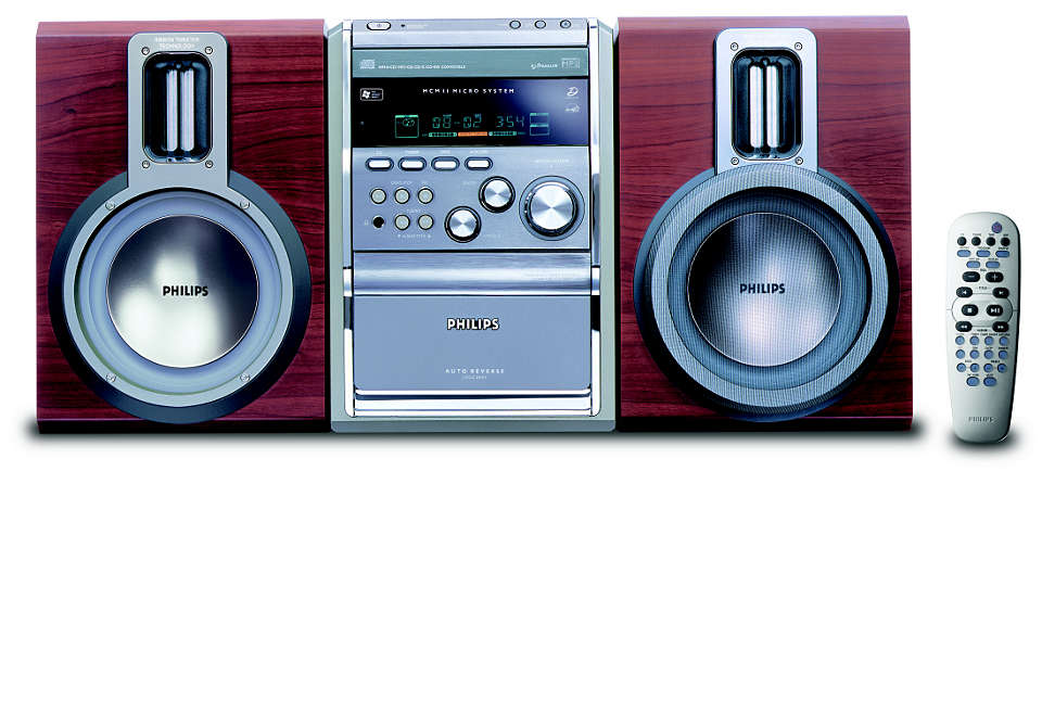 Play MP3-CD & WMA-CD