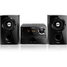 MCM1350/12  Microsistema de música