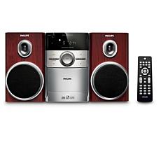 MCM149/12 -    Mikrowieża Hi-Fi