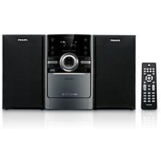 MCM166/05 -    Micro Hi-Fi System