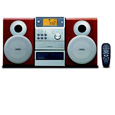 MCM190/22 -    Mikrowieża Hi-Fi