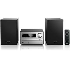 MCM2000/12 -    Mikro mūzikas sistēma