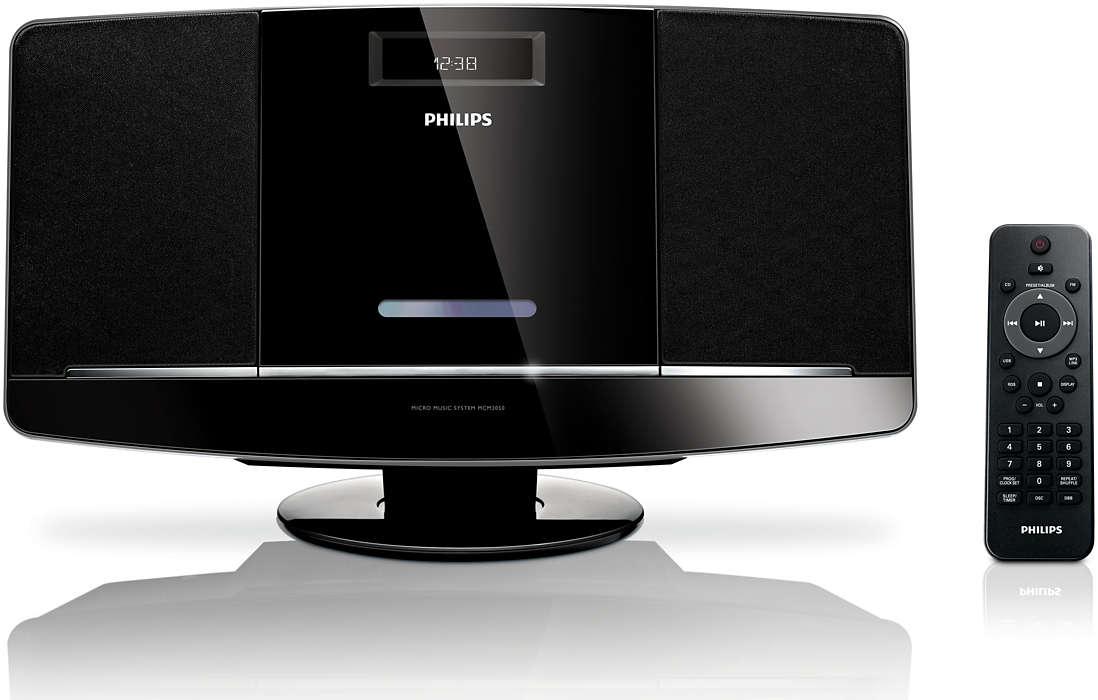 Zvukový systém, který sedí vašemu domovu
