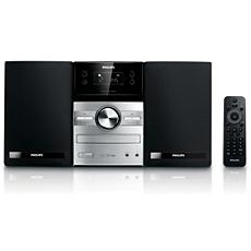 MCM205/12  Sistema audio micro classico