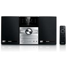 MCM207/12 -    Classic mikro skaņu sistēma