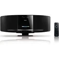 MCM233/12  Sleek micro music system