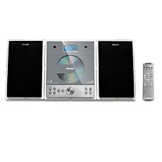 MCM238/12 -    Sistema micro Hi-Fi