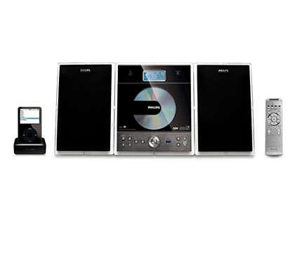 Audio eccellente e design compatto