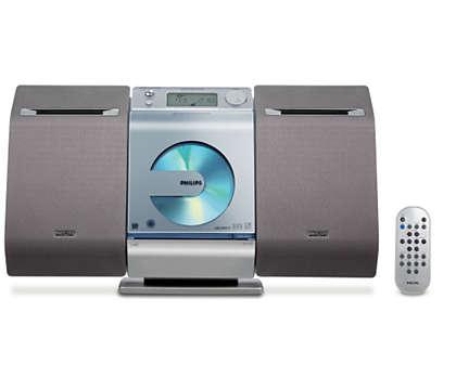 Digital musik med USB Direct