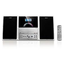 MCM279/12 -    Mikrowieża Hi-Fi