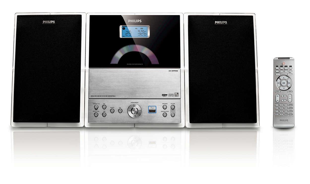 Satter Sound in kompaktem Design