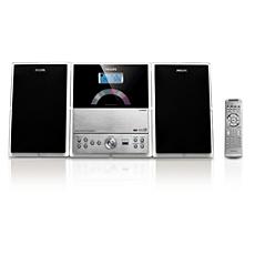 MCM279/55  Microsistema Hi-Fi