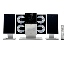 MCM298/37  Micro Hi-Fi System