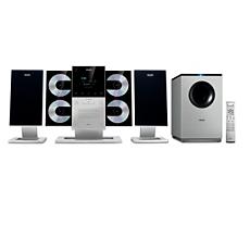 MCM299/55  Microsistema Hi-Fi