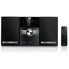 MCM305/55  Micro sistema clásico de sonido