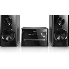 MCM3150/55  Microsistema de música
