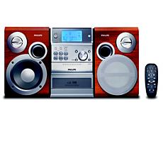 MCM390/21  Microsistema Hi-Fi
