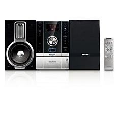 MCM393/12  Sistema micro Hi-Fi