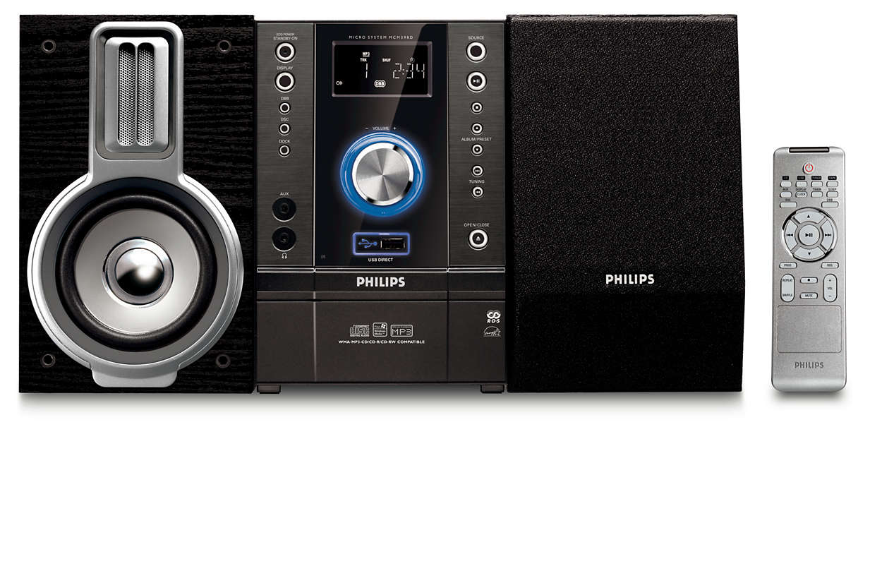 Lyssna på musik med Hi-Fi-ljudkvalitet