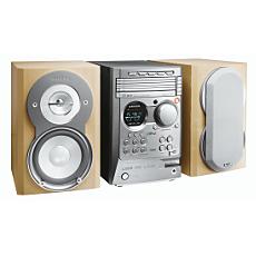 MCM530/22  Micro Hi-Fi System