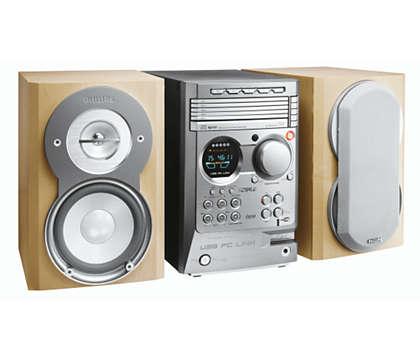 Steruj zdalnie muzyką MP3 z komputera