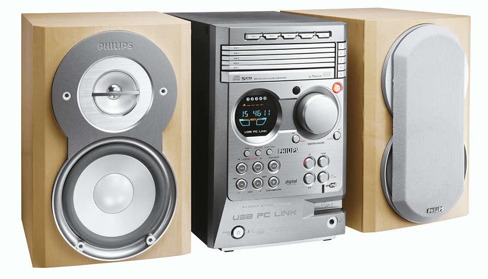 Дистанционное управление MP3-музыкой с компьютера