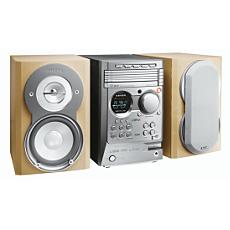 MCM530/25  Micro Hi-Fi System
