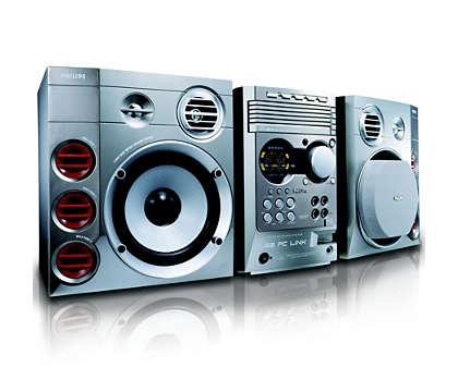 Controla la música MP3 de tu PC a distancia