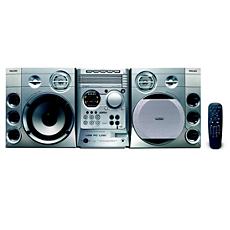 MCM595/21  Microsistema Hi-Fi