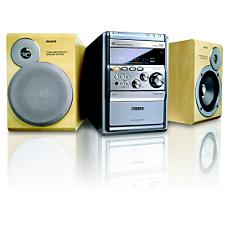 MCM5/22 -    Sistema micro Hi-Fi