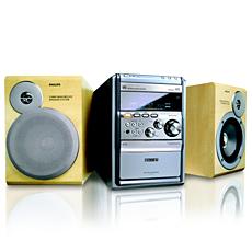 MCM5/25  Micro Hi-Fi System
