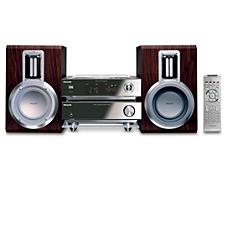 MCM700/12 -    Mikrowieża Hi-Fi