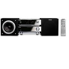 MCM704D/37  Micro Hi-Fi System