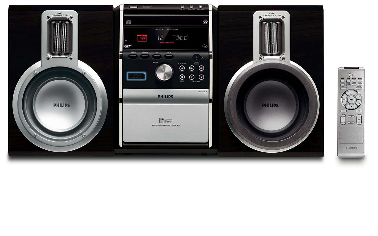 Изчистен звук от съвършен дизайн