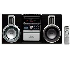 MCM726/12  Sistema Micro Hi-Fi