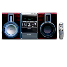 MCM760/05  Micro Hi-Fi System
