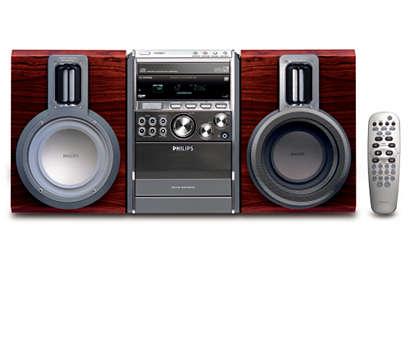 Digitale muziek met kopiëren vanaf CD