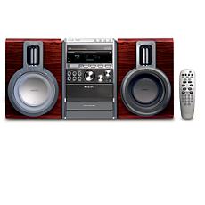 MCM760/12 -    Mikrowieża Hi-Fi