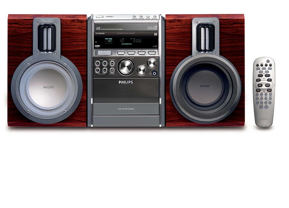 Digital musik med rippning av CD-skivor
