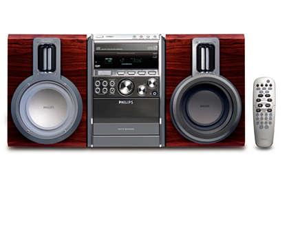 Musique numérique avec extraction de CD